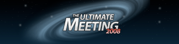 the Ultimate Meeting 2008